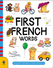 First French Words, Board book Book