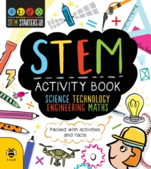 STEM Activity Book, Paperback / softback Book
