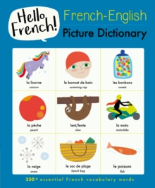 French-English Picture Dictionary, Paperback / softback Book