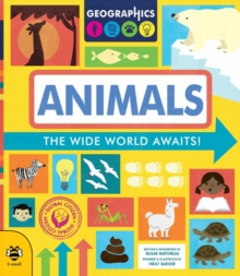 Animals : The wide world awaits!, Paperback / softback Book