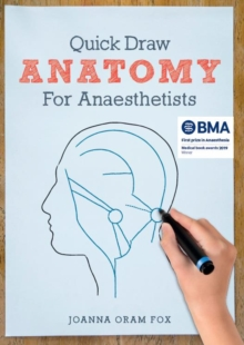 Quick Draw Anatomy for Anaesthetists, Paperback / softback Book