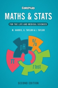 Catch Up Maths & Stats, second edition : For the Life and Medical Sciences, PDF eBook