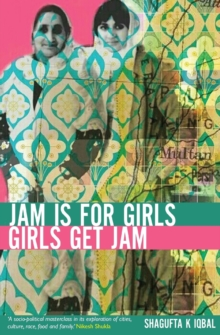 Jam is for Girls, Paperback Book