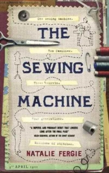 The Sewing Machine, Paperback Book