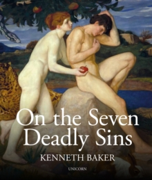 On the Seven Deadly Sins, Hardback Book