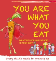 You are what you eat, Paperback / softback Book