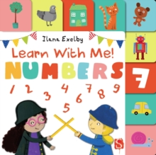 Learn with Me! Numbers, Board book Book