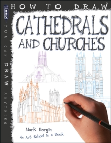 How To Draw Cathedrals and Churches, Paperback Book