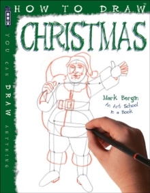 How To Draw Christmas, Paperback / softback Book