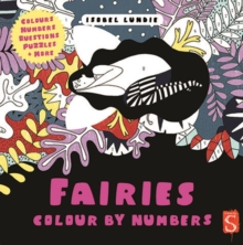 Colour by Numbers: Fairies, Paperback Book