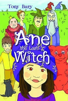 Ane the Last Witch, Paperback Book