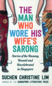 The Man Who Wore His Wife's Sarong, Paperback Book