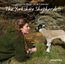The Yorkshire Shepherdess 2018 Calendar, Calendar Book