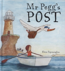 Mr Pegg's Post, Hardback Book
