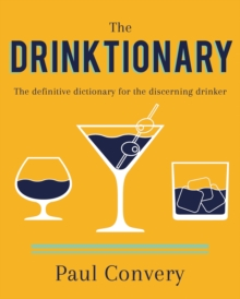 Drinktionary, Hardback Book