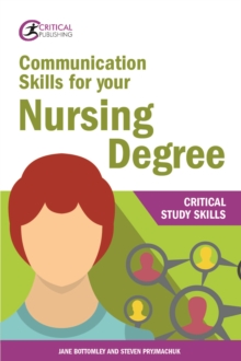 Communication Skills for your Nursing Degree, EPUB eBook