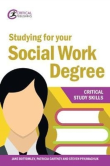 Studying for your Social Work Degree, Paperback / softback Book