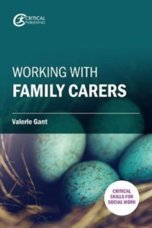 Working with Family Carers, Paperback Book
