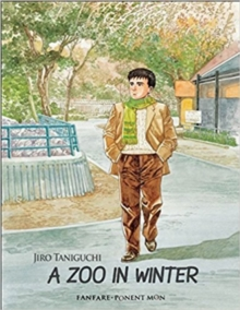 A Zoo In Winter, Hardback Book