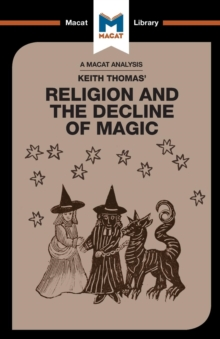 Religion and the Decline of Magic, Paperback Book