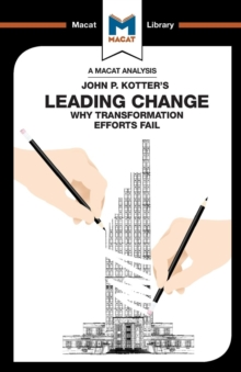 Leading Change, Paperback Book