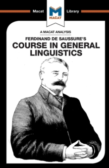 Course in General Linguistics, Paperback Book