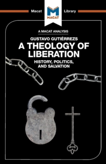 A Theology of Liberation, Paperback Book