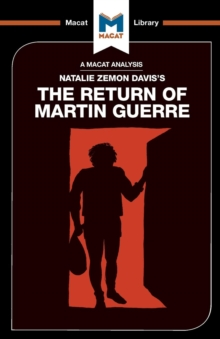The Return of Martin Guerre, Paperback / softback Book