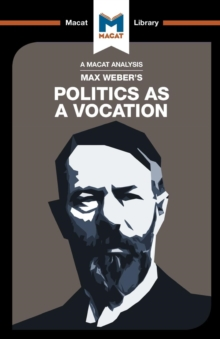 Politics as a Vocation, Paperback / softback Book