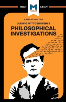 Philosophical Investigations, Paperback Book
