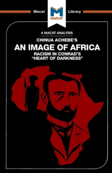 An Image of Africa : Racism in Conrad's Heart of Darkness, Paperback Book
