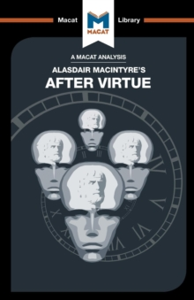 After Virtue, Paperback Book
