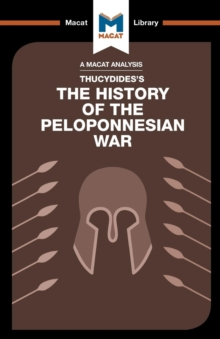 The History of the Peloponnesian War, Paperback Book