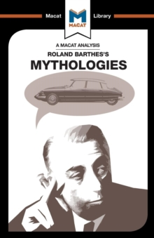 Mythologies, Paperback Book