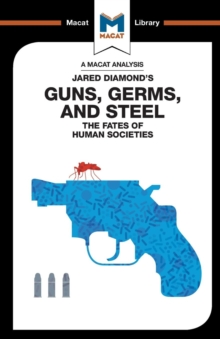 Guns, Germs & Steel : The Fate of Human Societies, Paperback / softback Book