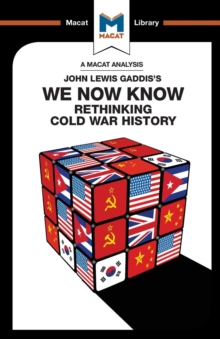 We Now Know : Rethinking Cold War History, Paperback / softback Book