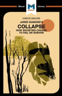 Collapse : How Societies Choose to Fail or Survive, Paperback Book