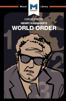 World Order : Reflections on the Character of Nations and the Course of History, Paperback Book