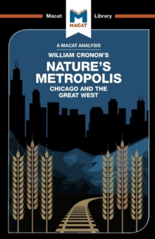 Nature's Metropolis : Chicago and the Great West, Paperback Book