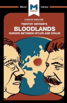 Bloodlands : Europe Between Hitler and Stalin, Paperback Book