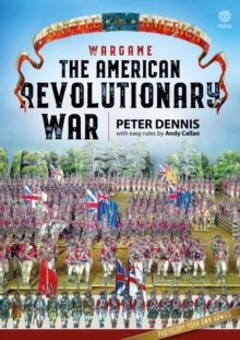 Wargame the American Revolutionary War, Paperback Book