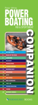 Powerboating Companion : Rib & Sportsboat Companion, Spiral bound Book