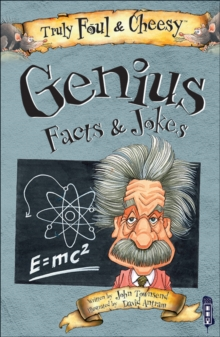 Truly Foul and Cheesy Genius Jokes and Facts Book, Paperback Book