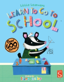 Little Learners: Going To School, Paperback Book