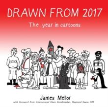 Drawn from 2017 : The year in cartoons, Paperback Book