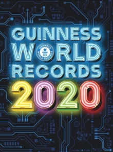 Guinness World Records 2020, Hardback Book