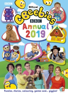 Official CBeebies Annual 2019, Hardback Book