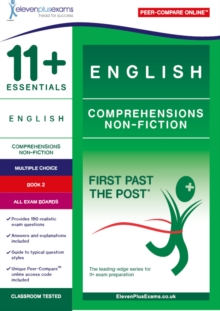 11+ Essentials English Comprehensions: Non-Fiction Book 2, Paperback / softback Book