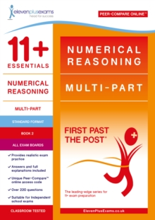 11+ Essential Numerical Reasoning: Multi-part Book 2, Paperback / softback Book