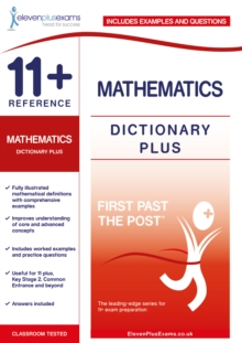 11+ Reference Mathematics Dictionary Plus, Paperback Book